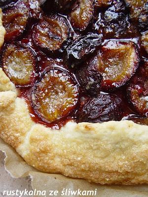 A to już było: kurki, placek, tarta i jabłkowe cynamonki