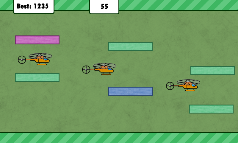 Copter - screenshot