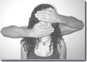 mujer silenciada