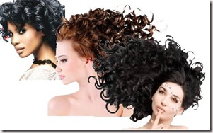 cabellos crespos suaves