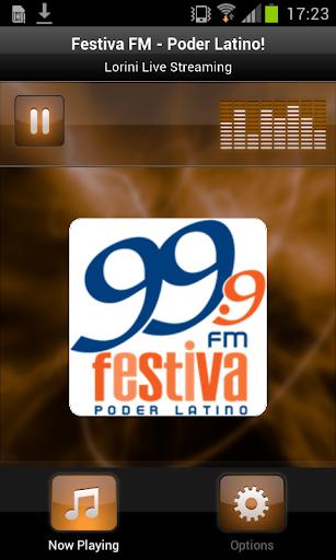 Festiva FM - Poder Latino