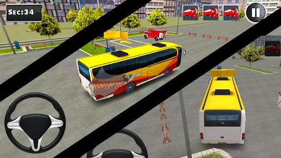3D Bus Parking- screenshot thumbnail