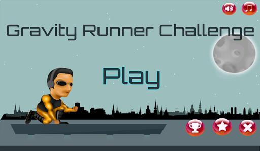 Gravity Runner Challenge