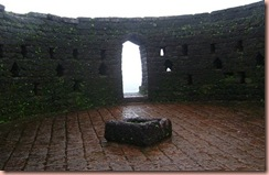 bekal fort observation tower top