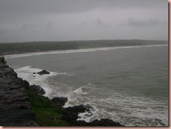 bekal fort  se ek view