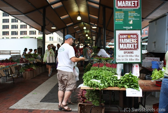 Saint Paul Farmers' Market
