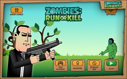 Zombies: Run or Kill - screenshot thumbnail