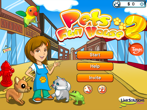Pets Fun House 2 for Tango
