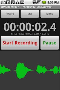 BMS RecordEdit Lite- screenshot thumbnail