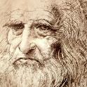 Leonardo da Vinci Quotes logo
