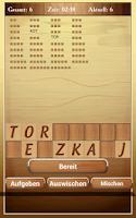Screenshot of Wörter Salat