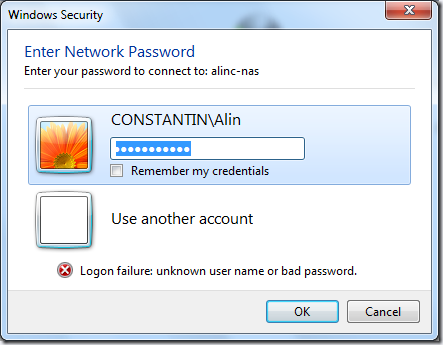 Alin Constantin 's blog: Windows 7 cannot access Smb shares