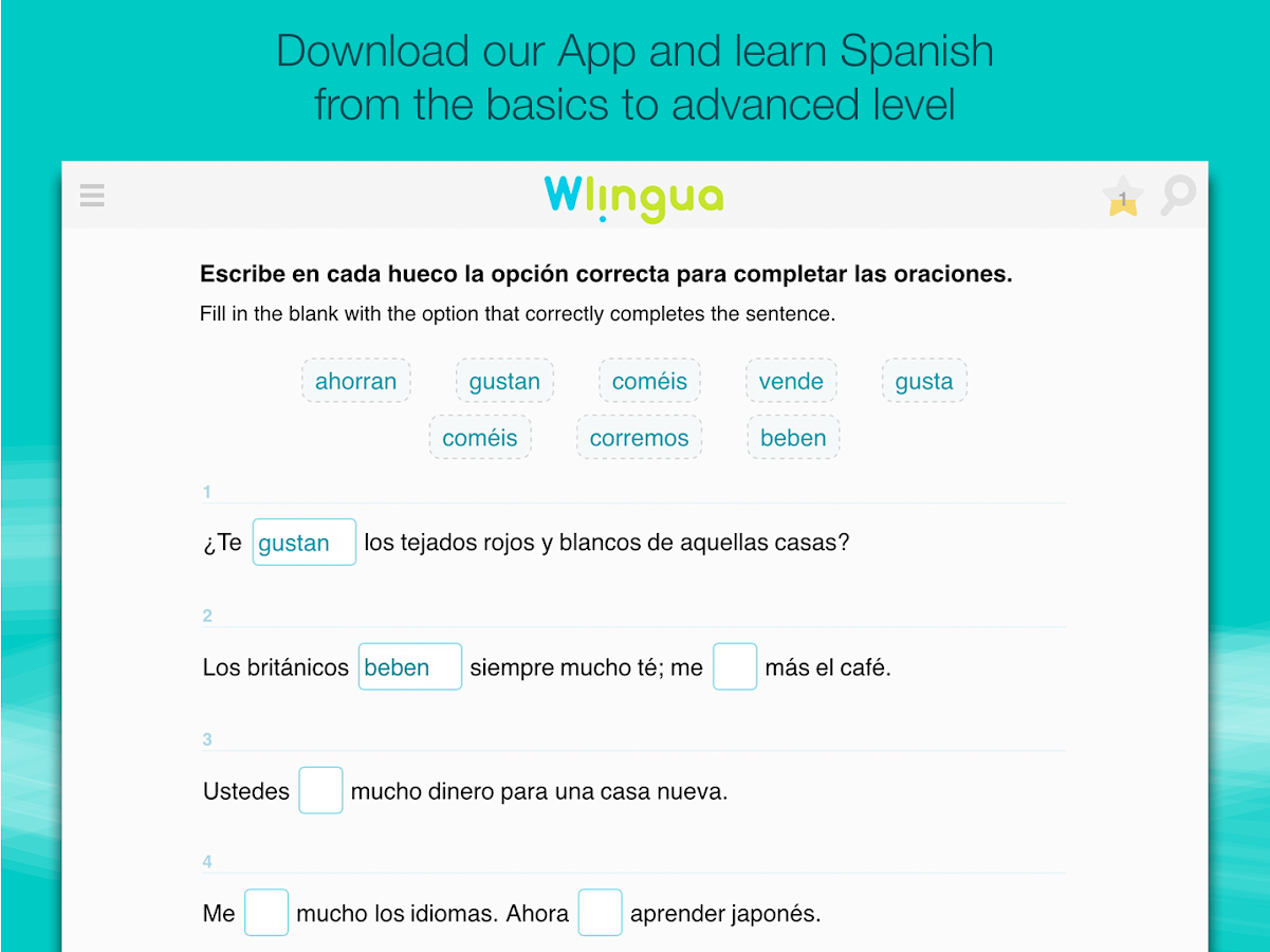 learn spanish español android apps on google play