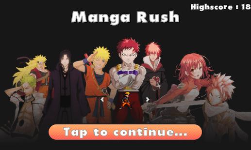Manga Rush
