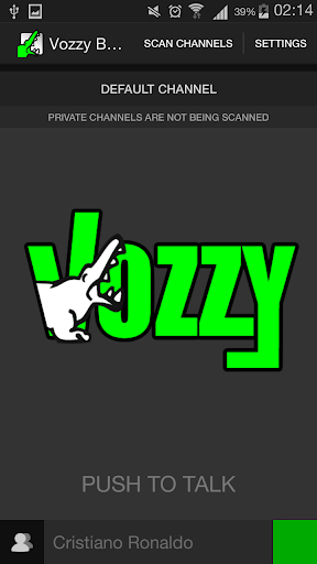 Vozzy: Team Speak