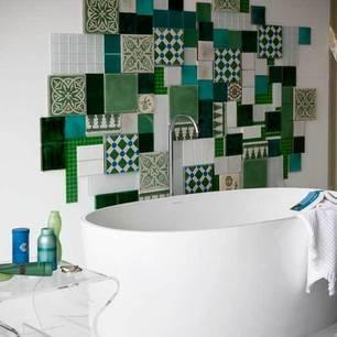 paredes de baño originales