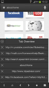 Super Fast Browser - screenshot thumbnail