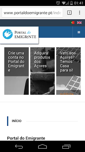 Portal do Emigrante