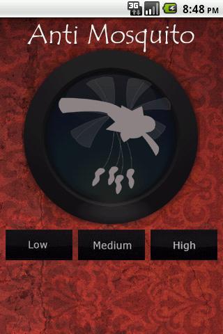 Anti Mosquito Sonic Repellent - screenshot