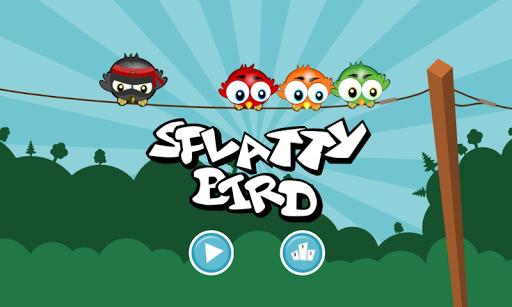 Splatty Bird