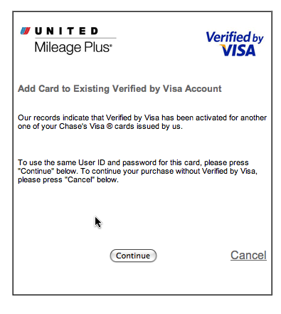 wanja com — Verified by Visa - Activation During Shopping -