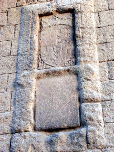 Placa de construcción de la torre