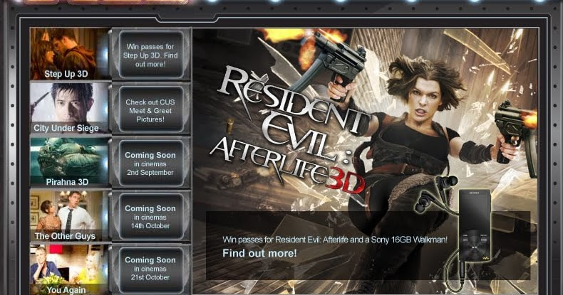 Resident evil 3d full movie - Iron jawed angels movie rating