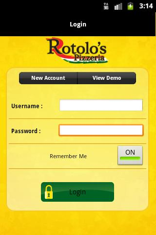 Rotolos Pizzeria- screenshot