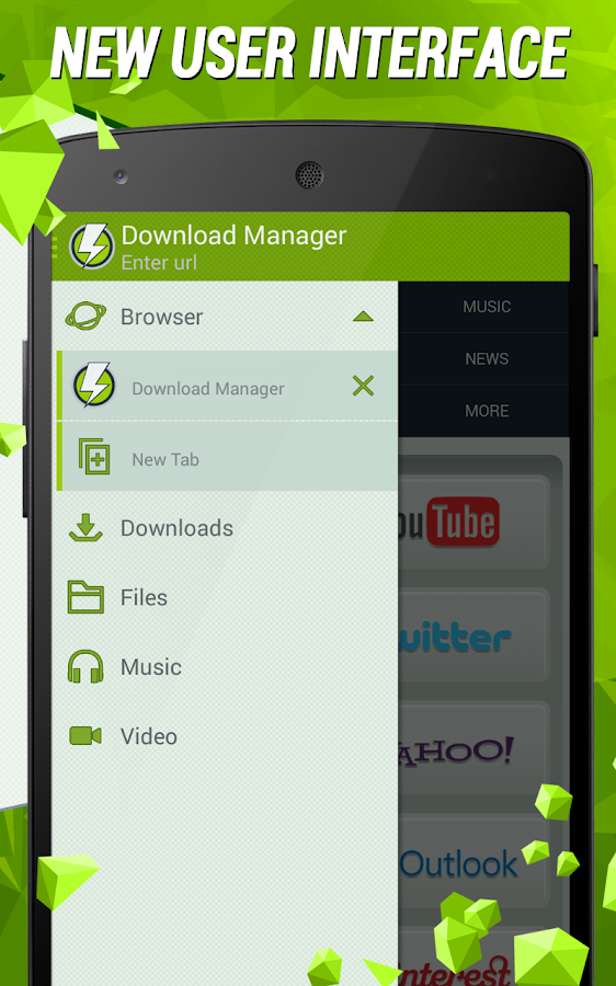 Google Play Download Manager