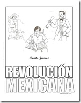 benito juarez revolucion 1