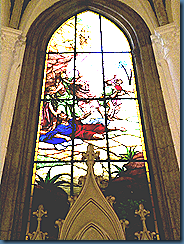 Vitral do Altar Mór