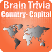Brain Trivia Country Capitals