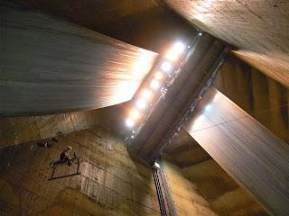 ファンタジーホールの内部