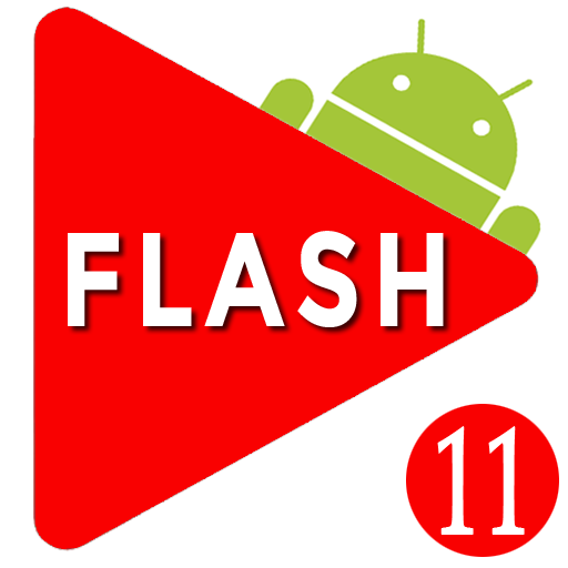 Install Flash Player ▶ Android