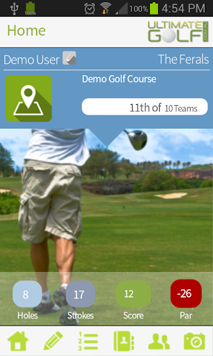 【免費運動App】UltimateGolfDay-APP點子