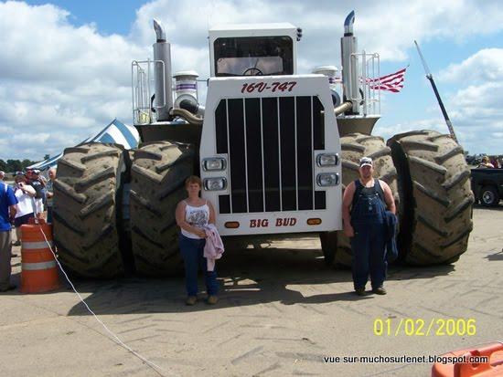 le  gros tracteur du monde   dhorizon