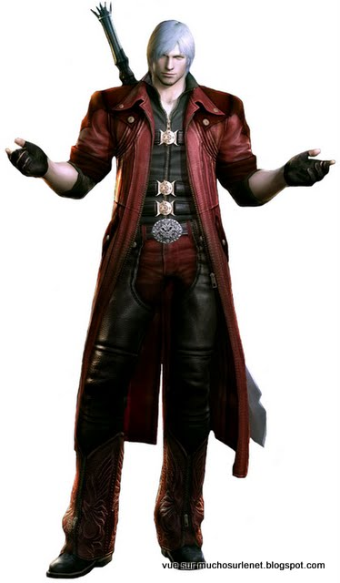 Dante – Devil May Cry 4
