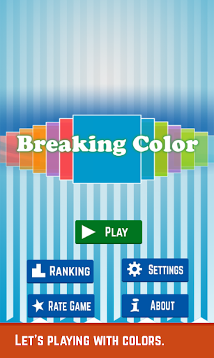 Breaking Color