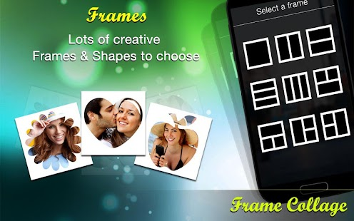 Frame Collage-Photo Editor