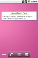 Screenshot of Funny Facts