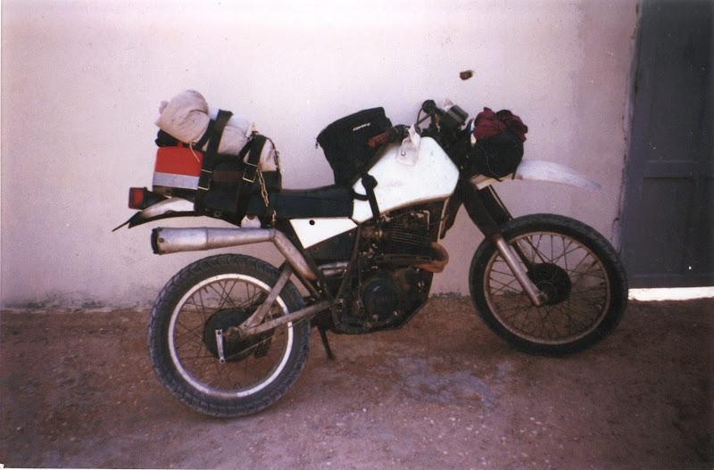 Yamaha XT 550? | Adventure Rider