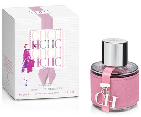 Carolina Herrera Lança Perfume Ch Ser Com Venda Exclusiva Na