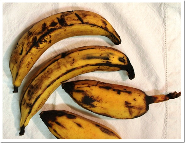 Mexican Recipes | Roasted Banana for a Warm Breakfast