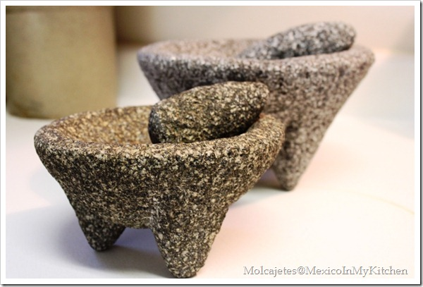 Molcajete | Mexican Cooking Utensils
