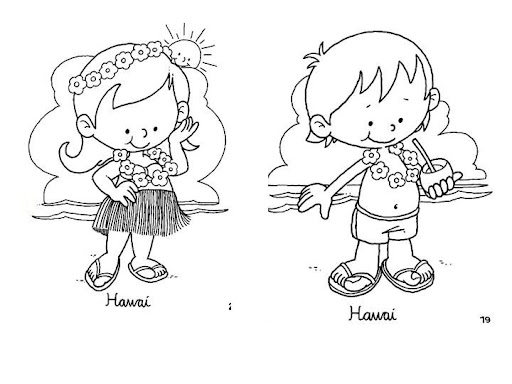 Pintar NiÑos Del Mundo: Dibujos Infantiles Vestimenta Tipica Del Mundo