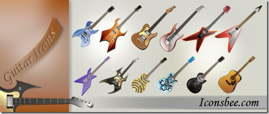 guitar-iconsbee