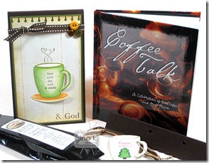 coffee gift contents