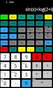 Flat Calculator - screenshot thumbnail