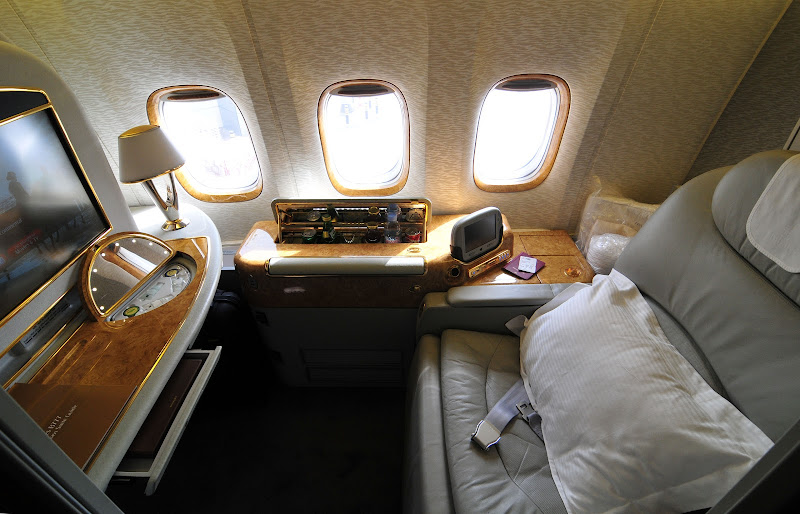 Sensational Emirates First Class 16 Hours On The 777 200Lr Airliners Net Ocoug Best Dining Table And Chair Ideas Images Ocougorg