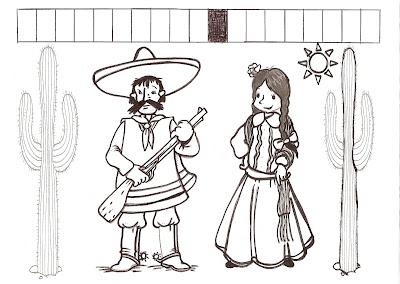Imagenes De La Revolucion Mexicana Para Colorar